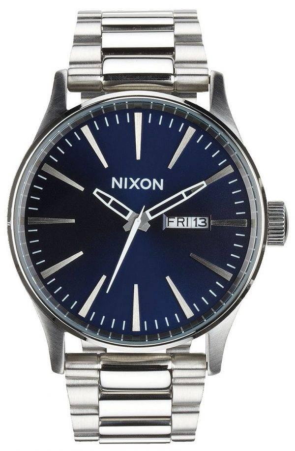 Nixon Sentry Quartz A356-1258-00 Men's Watch
