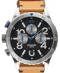 Nixon 48-20 Chrono Quartz A363-1602-00 Men's Watch