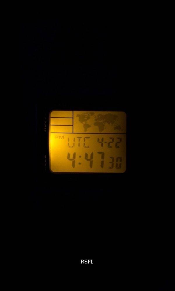 Casio Alarm World Time Digital A500WA-1DF Men's Watch