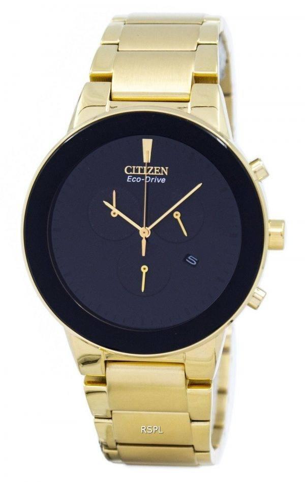 Citizen Axiom Eco-Drive Chronograph AT2242-55E Men's Watch