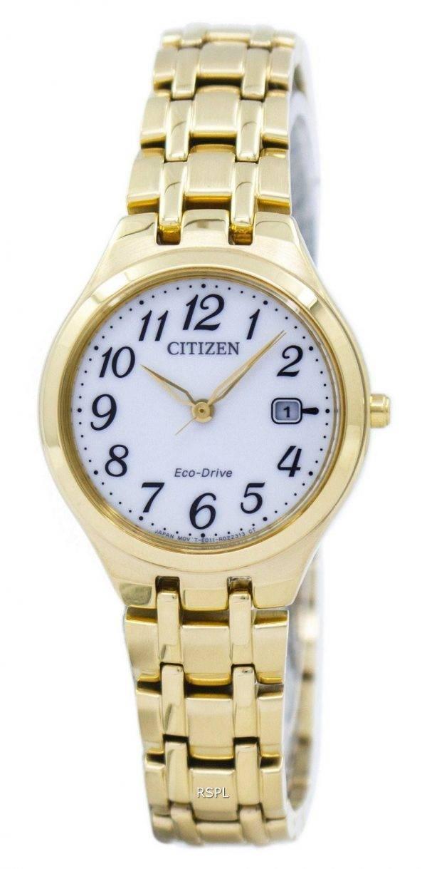 Citizen Corso Eco-Drive EW2482-53A Women's Watch