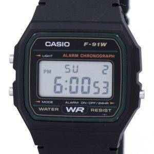 Casio Classic Sports Chronograph Alarm F-91W-3SDG F-91W-3 Men's Watch