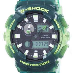Casio G-Shock G-LIDE Tide Graph Thermometer Moon Phase GAX-100MSA-3A Men's Watch