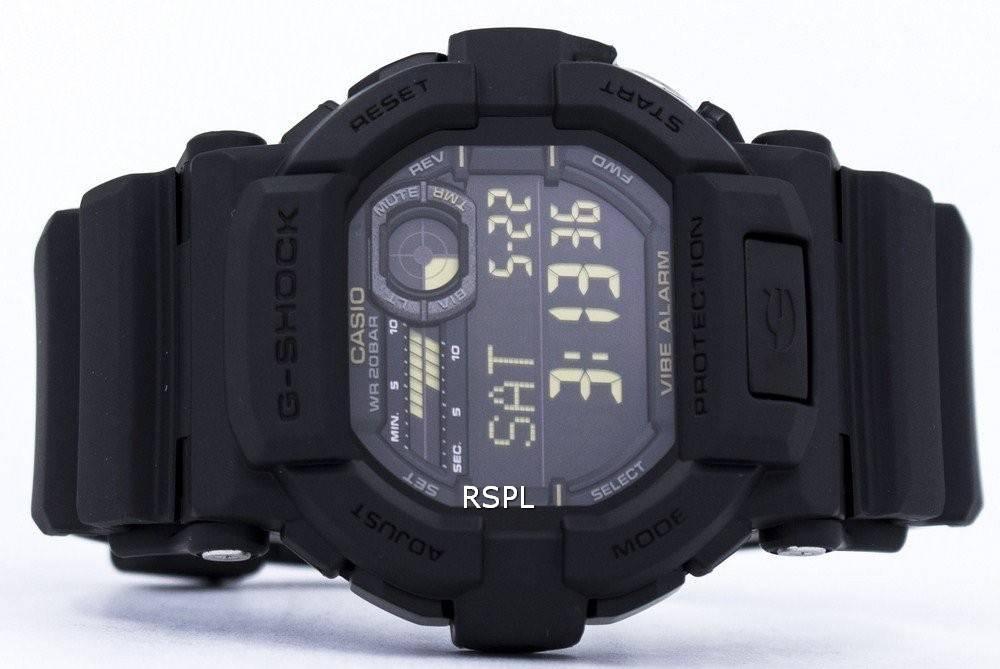 974d56212 Casio G-Shock Digital GD-350-1B Men's Watch Singapore
