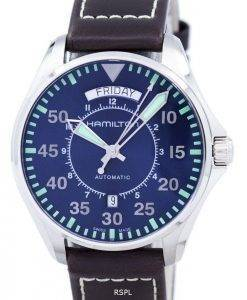 Hamilton Khaki Aviation Automatic H64615545 Men's Watch