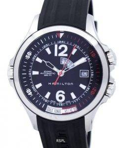 Hamilton Khaki Navy GMT Automatic H77555335 Men's Watch