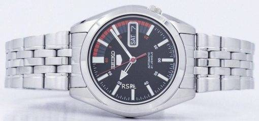 Seiko 5 Automatic Japan Made 21 Jewels SNK375 SNK375J1 SNK375J Men's Watch