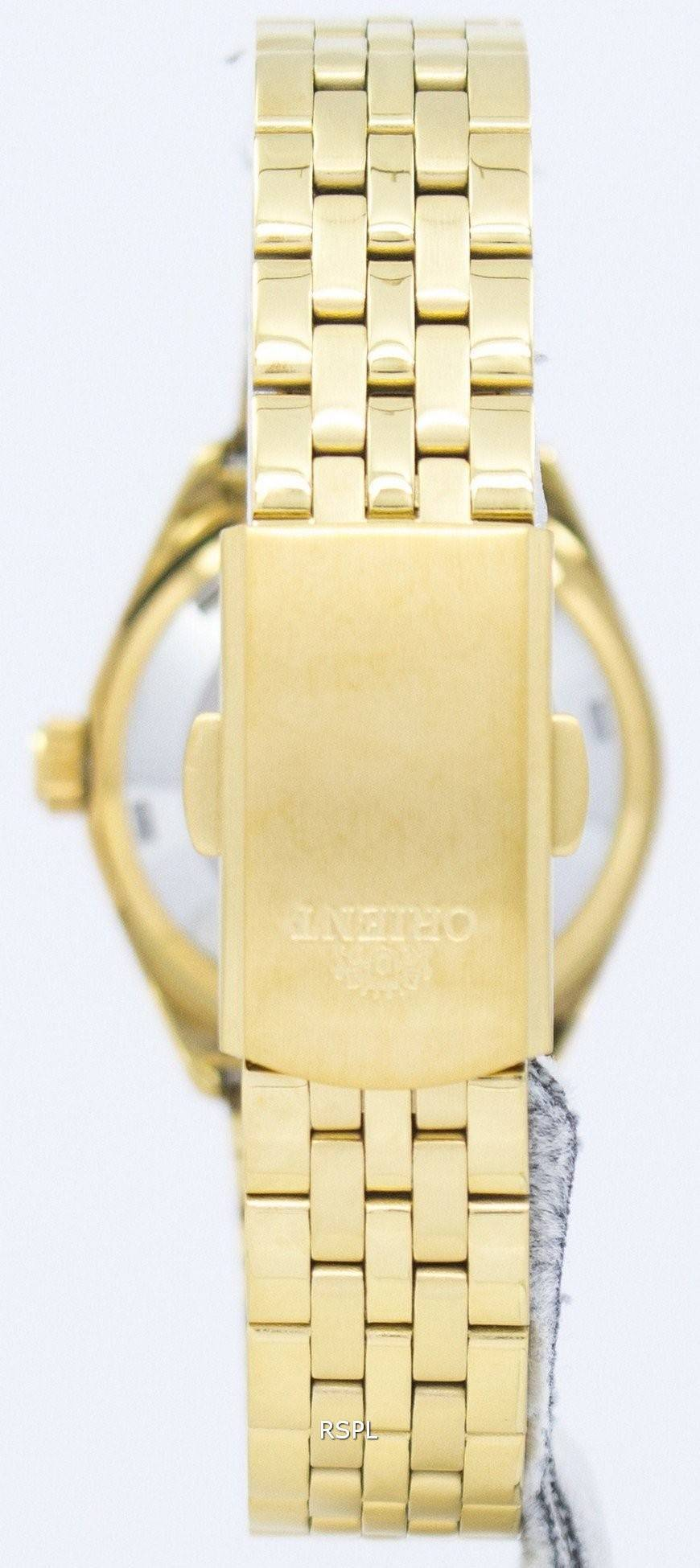 Orient Automatic Diamond Accent SNQ22001B8 Women's Watch