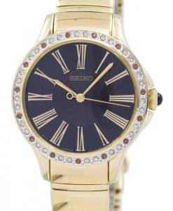 Seiko Quartz SRZ444 SRZ444P1 SRZ444P Women's Watch