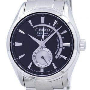 Seiko Presage Automatic Japan Made Power Reserve SSA351 SSA351J1 SSA351J Men's Watch