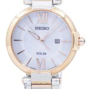 Seiko Solar SUT156 SUT156P1 SUT156P Women's Watch