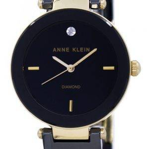 Anne Klein Quartz 1018BKBK Women's Watch