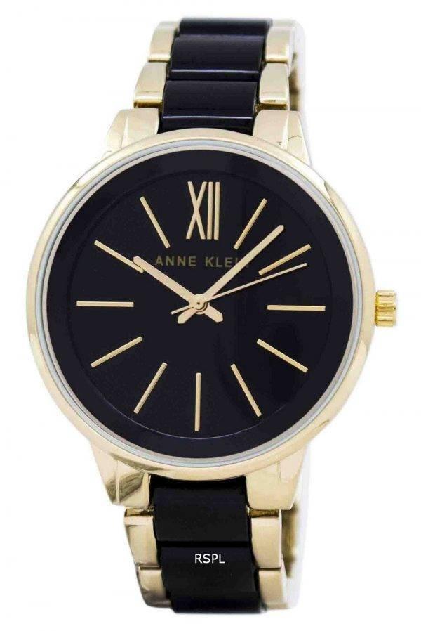 Anne Klein Quartz 1412BKGB Women's Watch