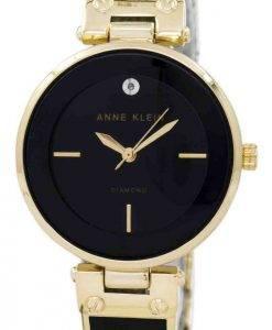 Anne Klein Quartz 1414BKGB Women's Watch