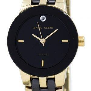 Anne Klein Quartz 1610BKGB Women's Watch