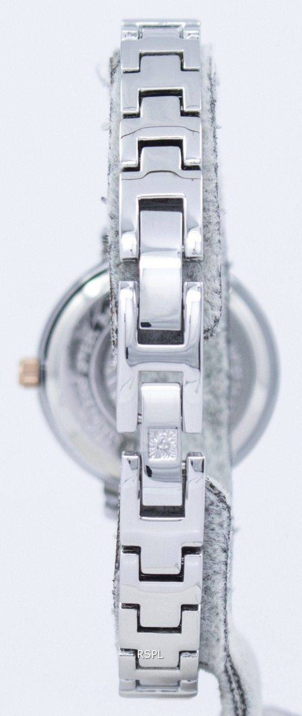 Anne Klein Quartz Swarovski Crystal 2245RTST Women's Watch