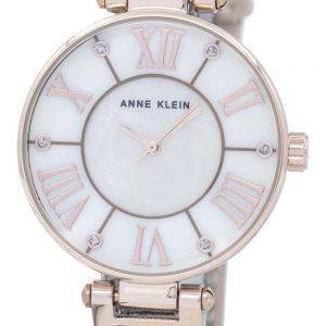 Anne Klein Quartz Diamond Accent 9918RGLP Women's Watch