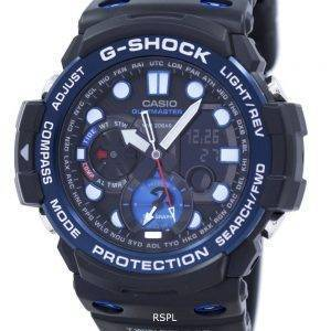 Casio G-Shock GULFMASTER Twin Sensor Moon Data Tide Graph GN-1000B-1A Men's Watch