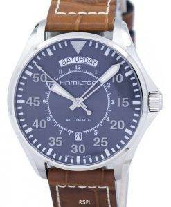 Hamilton Khaki Aviation Pilot Automatic H64615585 Men's Watch