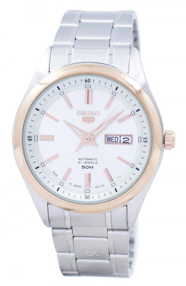 Seiko 5 Automatic Japan Made SNKN90 SNKN90J1 SNKN90J Men's Watch