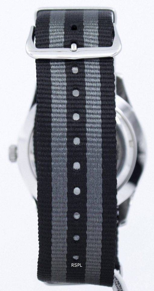 Seiko 5 Sports Automatic Japan Made NATO Strap SNZG15J1-NATO1 Men's Watch