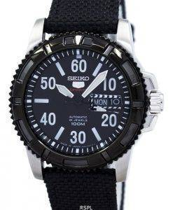 Seiko 5 Sports Automatic Japan Made SRP219J1 SRP219J Mens Watch