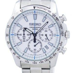 Seiko Classic Chronograph SSB025 SSB025P1 SSB025P Men's Watch