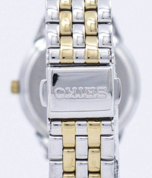 Seiko Quartz Diamond Accent SUR690 SUR690P1 SUR690P Women's Watch
