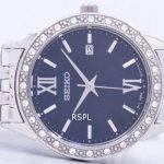 Seiko Quartz Diamond Accent SUR691 SUR691P1 SUR691P Women's Watch 4