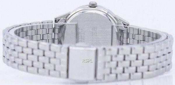 Seiko Quartz Diamond Accent SUR693 SUR693P1 SUR693P Women's Watch