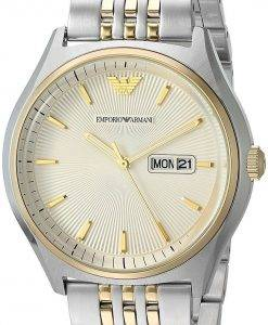 Emporio Armani Analog Quartz AR11034 Men's Watch