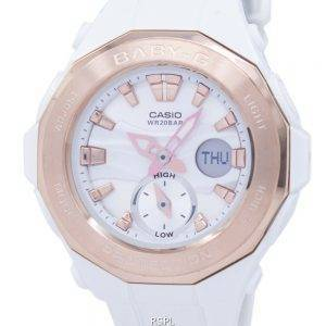 Casio Baby-G World Time Analog Digital BGA-220G-7ADR BGA220G-7ADR Women's Watch