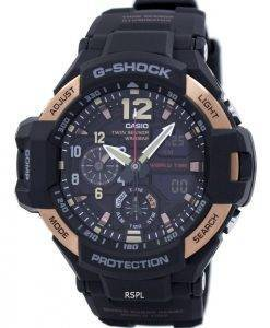 Casio G-Shock GRAVITYMASTER Twin Sensor GA-1100RG-1ADR GA1100RG-1ADR Men's Watch
