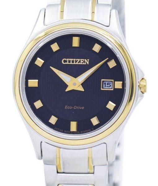 Citizen Chandler Eco-Drive Analog GA1039-53E Women's Watch
