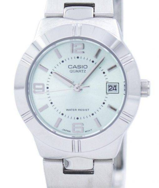 Casio Enticer Analog Quartz LTP-1241D-3ADF LTP1241D-3ADF Women's Watch
