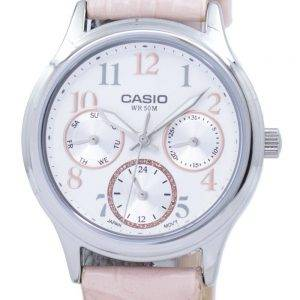 Casio Analog Quartz LTP-E306L-4BVDF LTPE306L-4BVDF Women's Watch