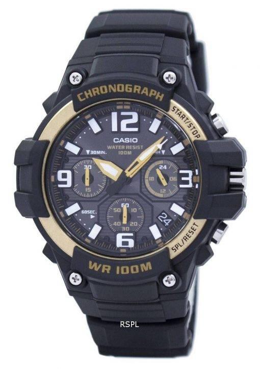 Casio Chronograph Analog MCW-100H-9A2VDF MCW100H-9A2VDF Men's Watch