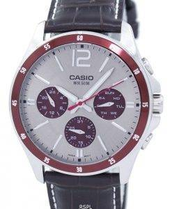Casio Enticer Analog Quartz MTP-1374L-7A1VDF MTP1374L-7A1VDF Men's Watch