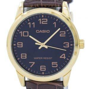 Casio Enticer Analog Quartz MTP-V001GL-1BUDF MTPV001GL-1BUDF Men's Watch