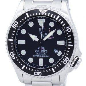 Orient Sports Automatic Diver's 200M Power Reserve RA-EL0001B00B Men's Watch