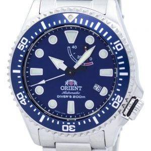 Orient Sports Automatic Diver's 200M Power Reserve RA-EL0002L00B Men's Watch