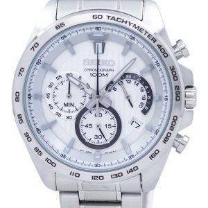 Seiko Chronograph Quartz Tachymeter SSB297 SSB297P1 SSB297P Men's Watch