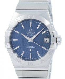 Omega Constellation Co-Axial Chronometer 123.10.38.21.03.001 Men's Watch