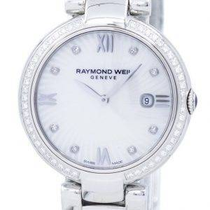 Raymond Weil Shine Diamond Accent Quartz 1600-STS-00995 Women's Watch