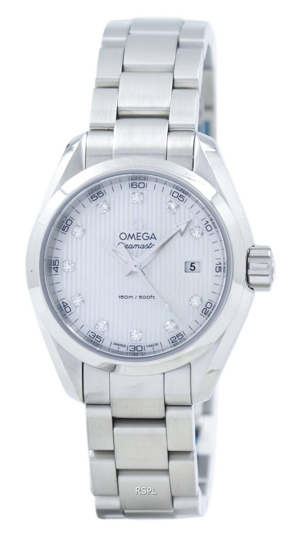Omega Seamaster Aqua Terra 150m Quartz 231 10 30 60 55 001
