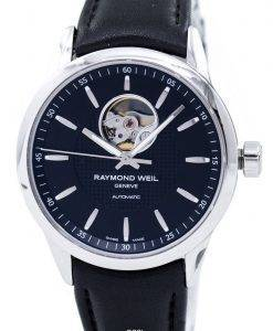 Raymond Weil Freelancer Open Balance Wheel Automatic 2710-STC-20021 Men's Watch