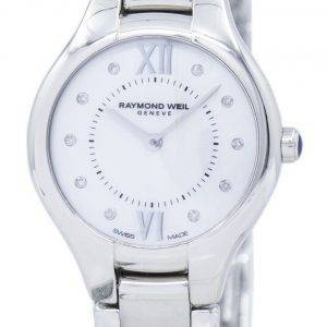 Raymond Weil Noemia Diamond Accent Quartz 5127-ST-00985 Women's Watch
