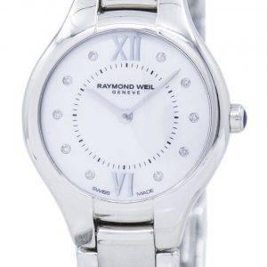 Raymond Weil Noemia Diamond Accent Quartz 5127-ST-00985 Women's Watch