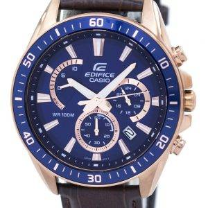 Casio Edifice Chronograph Quartz EFR-552GL-2AV EFR552GL-2AV Men's Watch