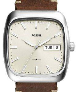 Fossil Rutherford Analog Quartz FS5329 Men's Watch